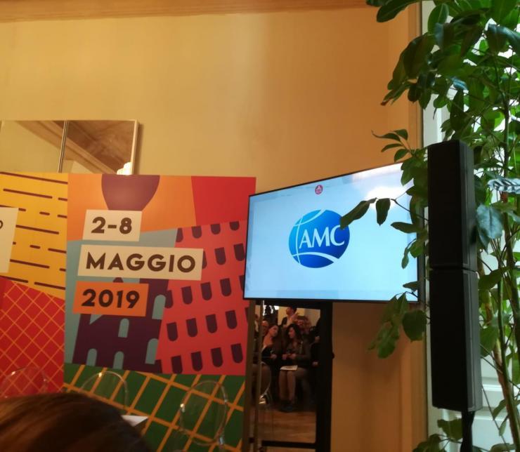 AMC per il secondo anno tra i protagonisti della Milano Food Week