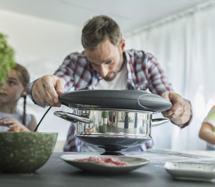 Navigenio: come trasformare le tue Pentole in un forno