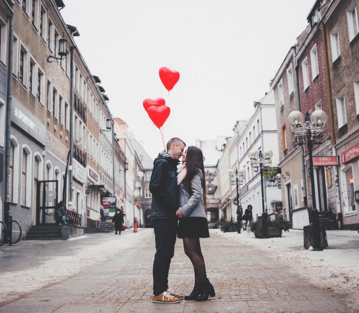 San Valentino con AMC: il nostro menù romantico