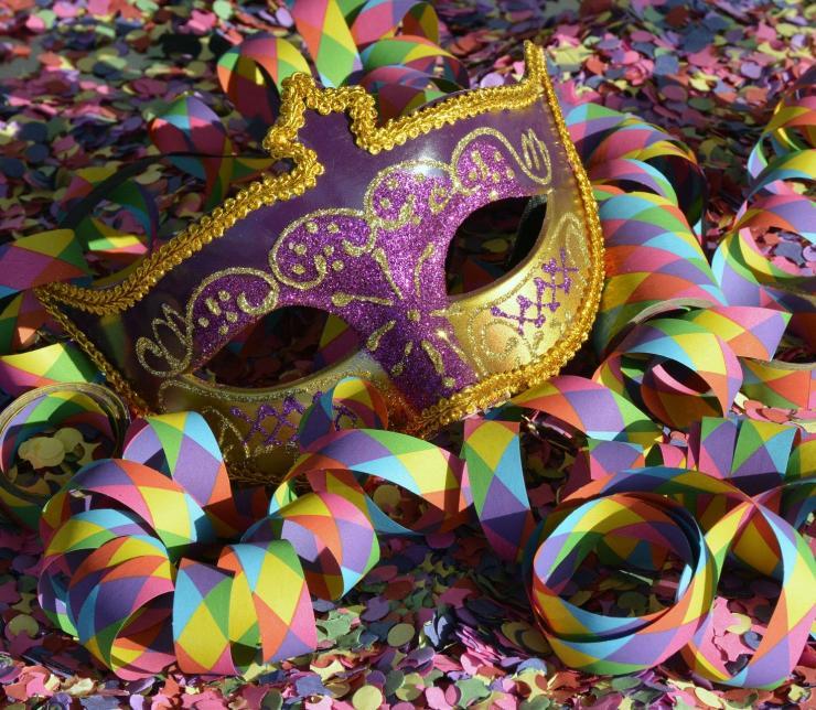 Le proposte di AMC per addolcire il vostro Carnevale