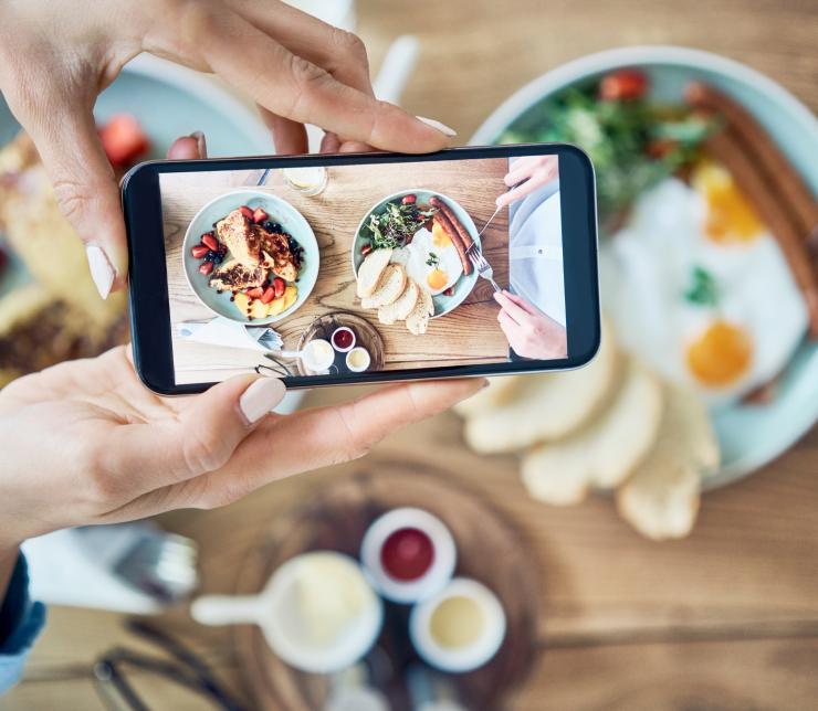 Fotografare il cibo: consigli per fotografare le vostre ricette al meglio