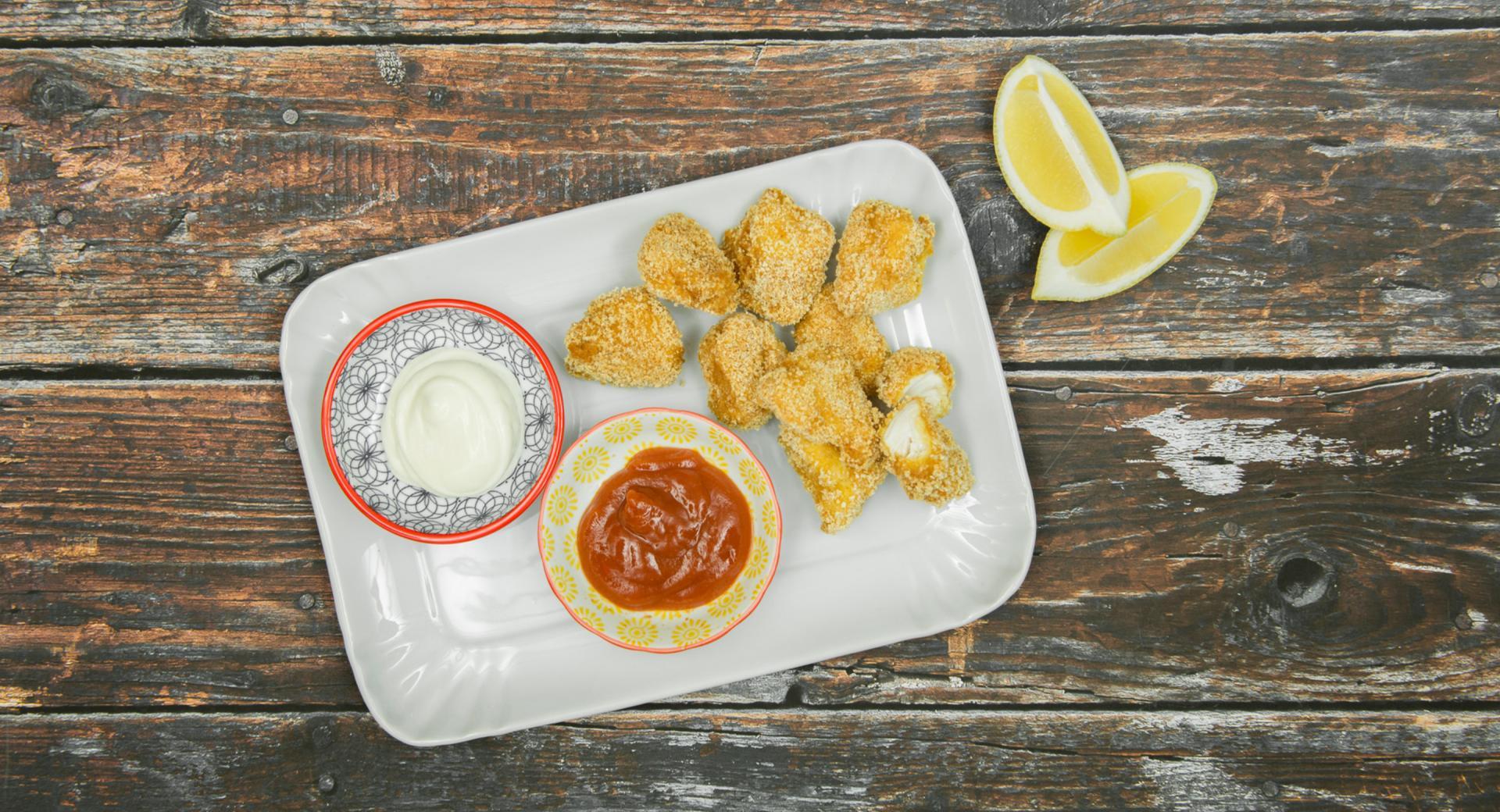 Nuggets di pollo alla AMC