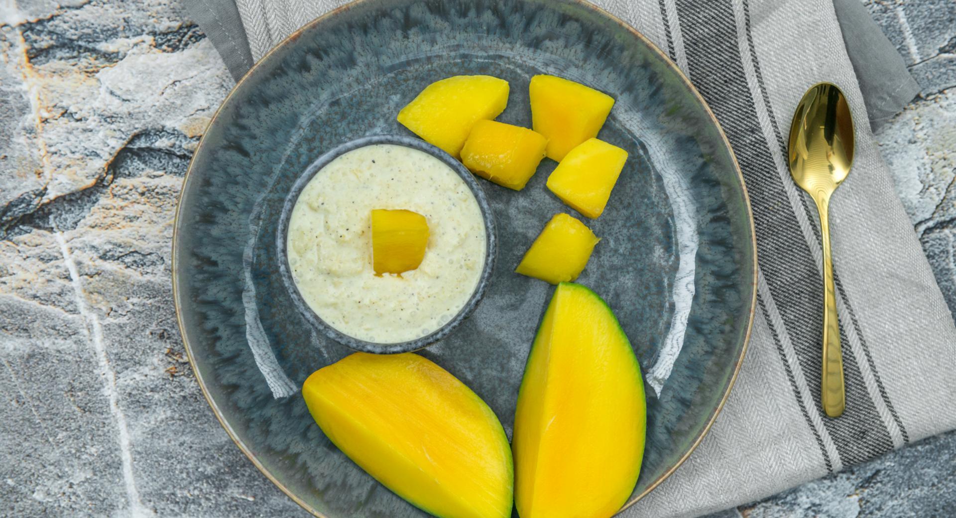Salsa al mango