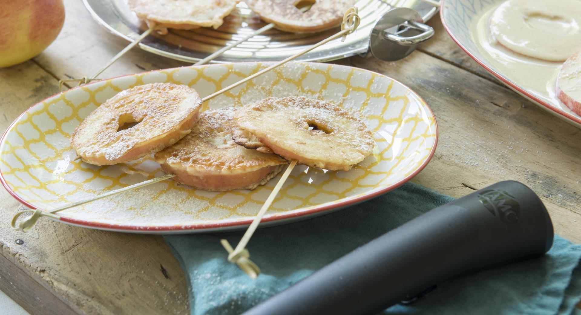 Mele in pastella