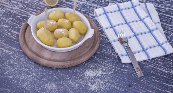 Bon bon di patata