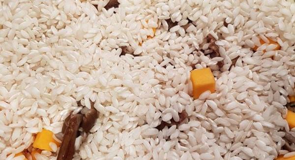 unire il riso , io uso il carnaroli