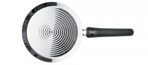 oPan 24 cm con manico removibile
