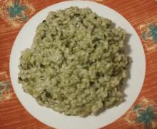 risotto broccolo fiolaro