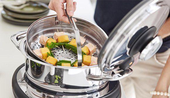 Community di ricette amc for Cucinare con amc